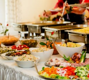 professional catering service
